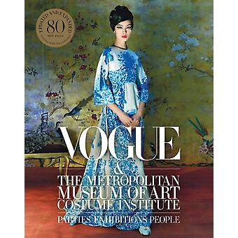 Vogue och Metropolitan Museum of Art Kostym Institute av Hamish Bowles