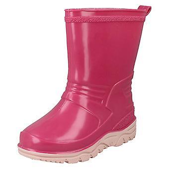 Spot On Girls Wellington Boots