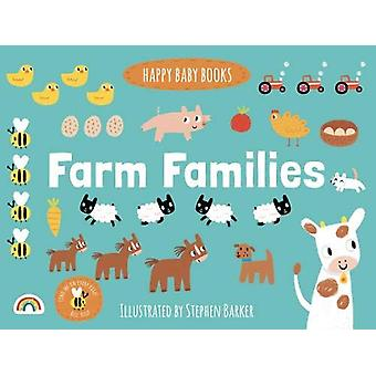 Happy Baby - Farm Families by Stephen Barker - 9781784682095 Book
