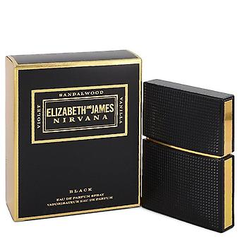 Nirvana Black Eau De Parfum Spray By Elizabeth and James 1 oz Eau De Parfum Spray