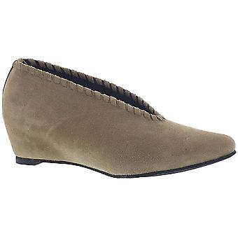 NOTFOUND Women's Shoes Whip Stictch Closed Toe Classic Pumps