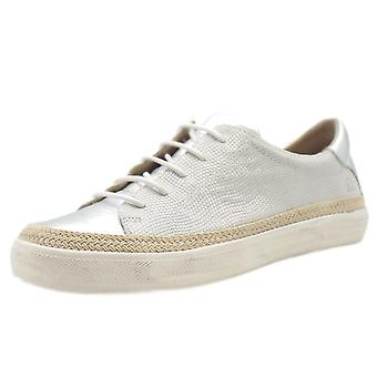 Chatham Marine Margot Stijlvolle Lace-up Trainers in Ice