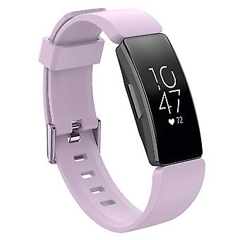 Replacement Wristband Strap Bracelet Band for Fitbit Inspire/Inspire HR/ACE 2[Lavender,Small]