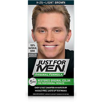 Just For Men Hair Colour - Light Brown H25