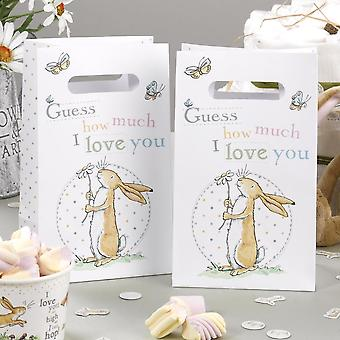 Guess How Much I Love you - Party Bags X 5 Birthday Bags