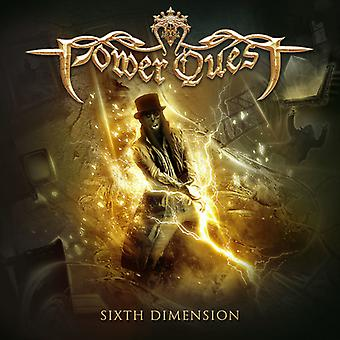 Power Quest - Sixth Dimension [CD] USA import