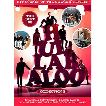 The Best of Hullabaloo: Collection 3 [DVD] USA import