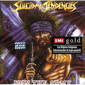 Suicidal Tendencies - Iscriviti l'importazione Stati Uniti esercito [CD]