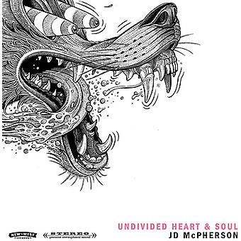 McPherson*Jd - Undivided Heart & Soul [CD] USA import