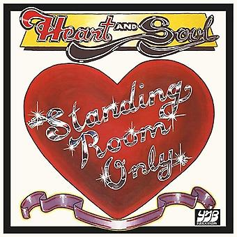 Heart And Soul [CD] USA import