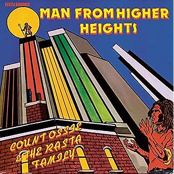 Count Ossie & the Rasta Family - Man From Higher Heights [CD] USA import