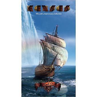 カンザス - 帆の 30 周年記念 Collection1974-2004 年 [CD] 米国輸入