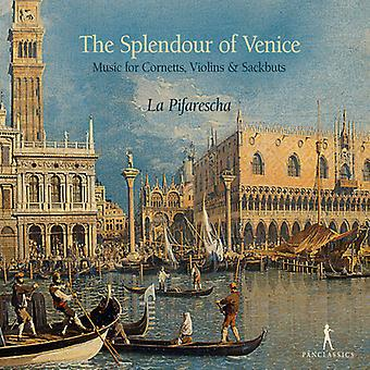 Splendour Of Venice [CD] USA import