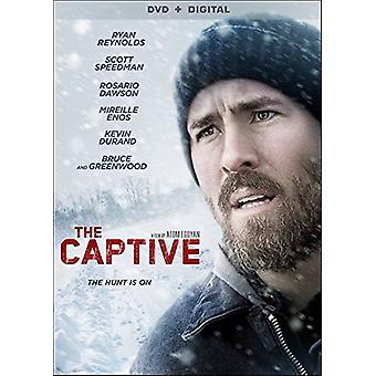 Vankeudessa [DVD] USA tuonti