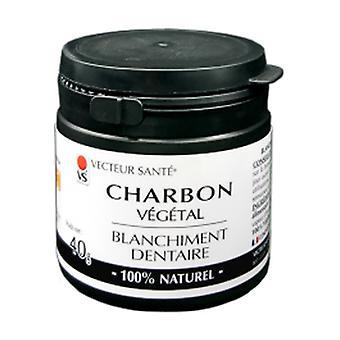 charbon végétal blanchiment dentaire 40 g