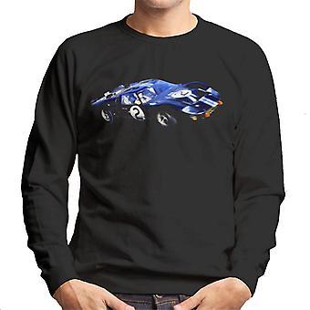 Motorsport Bilder Ken Miles Ford Mk II Herren's Sweatshirt