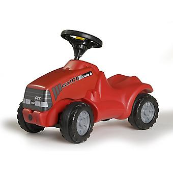 Rolly Case CVX 1170 Mini Trac With Opening Bonnet