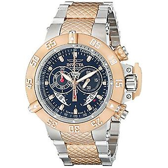Invicta  Subaqua 4697  Stainless Steel Chronograph  Watch
