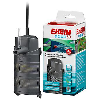 Eheim Filtro Interior de Esquina Aqua 60 (Peixe , Filtros e bombas , Filtros internos)