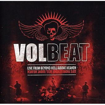 Volbeat - importation USA Live From Beyond Hell/Above ciel [CD]