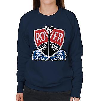 Rover Viking Longship British Motor Heritage Women's Sweatshirt