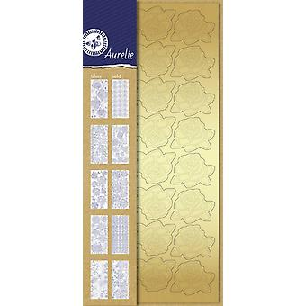 Aurelie Peel-Off-apos;s The Original Floral Collection Set 10 pcs (AUPO1007)