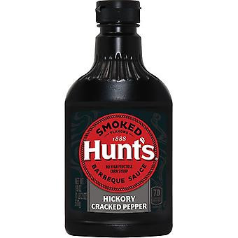 Hunt's Smoked Original Hickory Cracked Pepper Barbeque Sauce