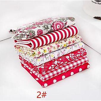 Printed Cotton Fabric Quilting Fabric Sewing Material For Handbag Patchwork