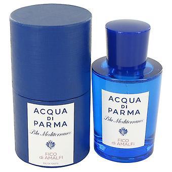 Blu mediterraneo fico di amalfi eau de toilette spray by acqua di parma 75 ml