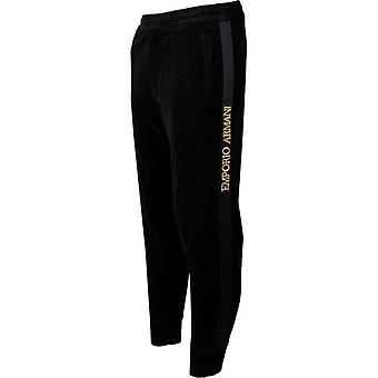 Armani Velour Track Suit Pants