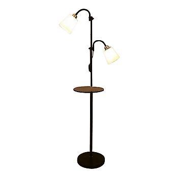 Eurooppalainen tyyli Moderni Rauta Akryyli Maalattu Lattia Säädettävät lamput - E27