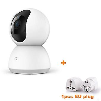 Smart Camera Ptz Version 1080p And Night Vision Webcam With 360 Angle