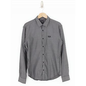 BOSS Athleisure Brod Shirt - Black