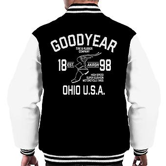 Goodyear Ohio USA Män's Varsity Jacket