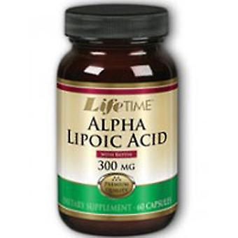 Life Time Nutritional Specialties Alpha Lipoic Acid, 300 mg, 60 caps