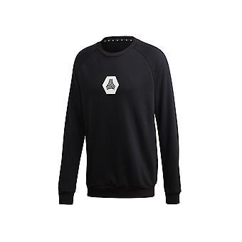 Adidas Tango Crew Sweatshirt Logo FJ6319 universal all year men sweatshirts