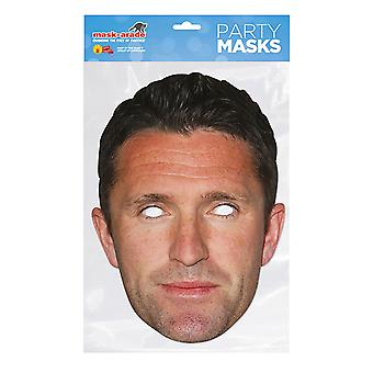 Mask-arade Robbie Keane Face Mask