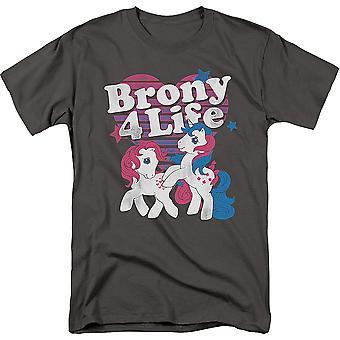 Brony 4 Life My Little Pony T-paita