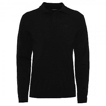 Emporio Armani Polo Tricots Noirs 8N1MYY 1M4CZ