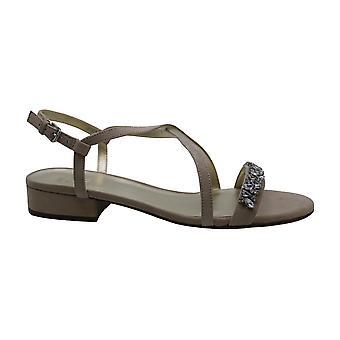 Naturalizer Frauen's Schuhe Macy Leder offene Zehen Casual Slingback Sandalen