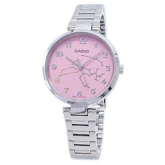Casio Quartz Ltp-e02d-4a Ltpe02d-4a AnalogIset Naiset's Watch