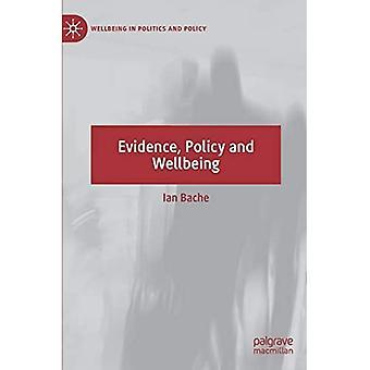 Bewijs, beleid en welzijn (Welzijn in politiek en beleid)