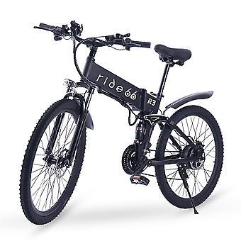 60-90km Reichweite - Mountain & Beach E-Bike