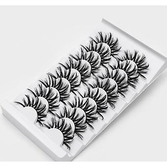 Natural 3d False - Fake Eyelashes Extensions