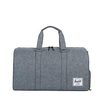 Herschel Novel Duffle Bag Raven Grey
