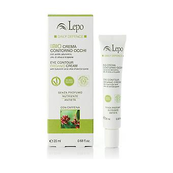 Ecobio eye contour cream 20 ml