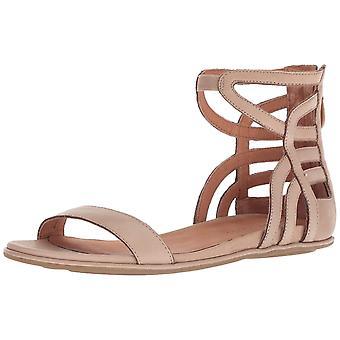 Gentle Souls Womens Larisa Open Toe Casual Ankle Strap Sandals