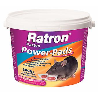 FRUNOL DELICIA® Ratron® Pastes Power Pads 29 ppm, 3 kg