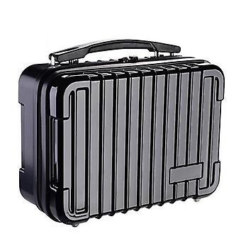 Opbevaringstaske kuffert Hard Shell beskyttende sag boks stødsikker for Hypervolt