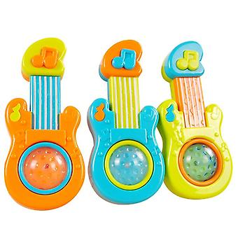 Mini Guitar Musical Instrument For (color Randomised)
